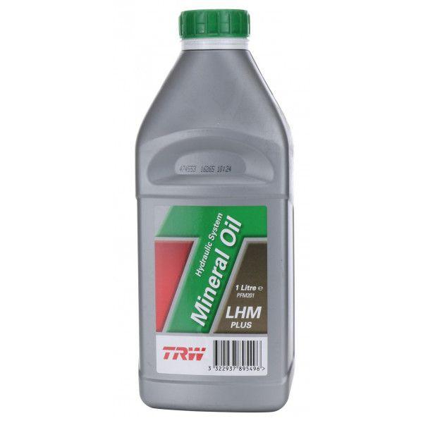 Lhm Plus Mineral Hydraulic Fluid 1 Litre