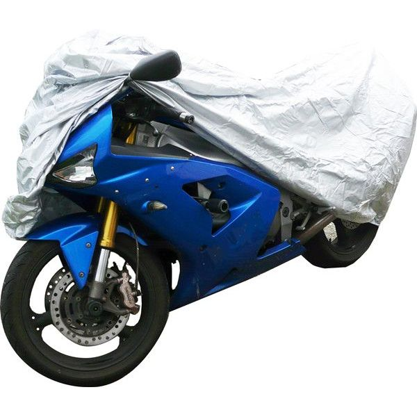 Water Resistant Motorcycle Cover Large