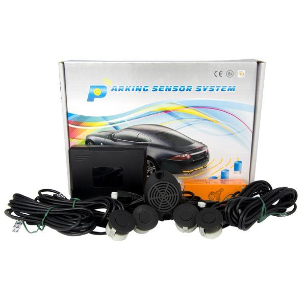 Parking Sensor Kit Black