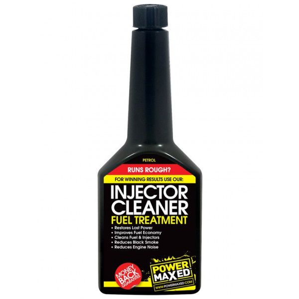 Power Maxed Petrol Injector Cleaner 325Ml