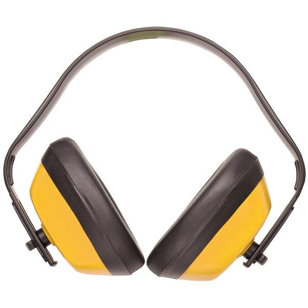 Classic Ear Defenders Yellow