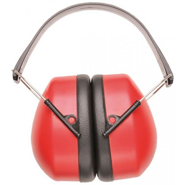 Super Ear Defenders Red