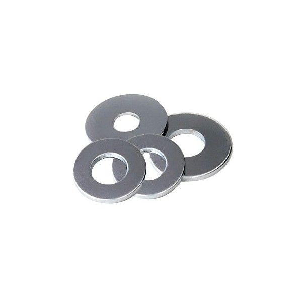 Steel Washer Flat 5Mm 6Mm Pack Of 10