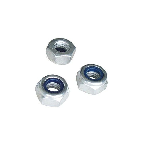 Self Locking Nuts M14 X 2Mm Pitch Pack Of 2