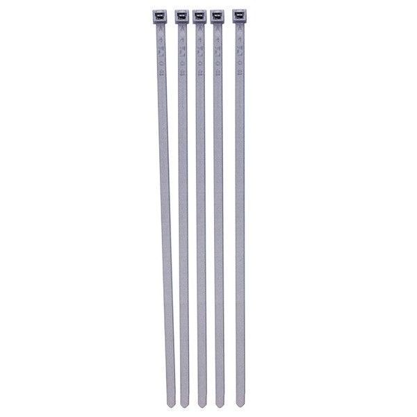 Cable Ties Standard Silver 300Mm Pack Of 20