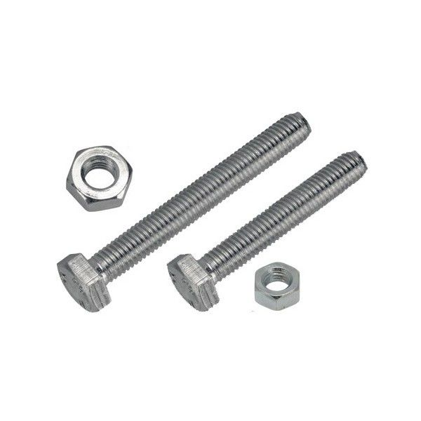 Screw Nut Stainless Steel High Tensile M5 X 40Mm