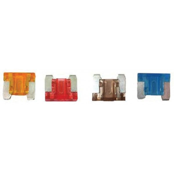 Fuses Micro Blade Assorted Pack Of 4 15A20a25a30a