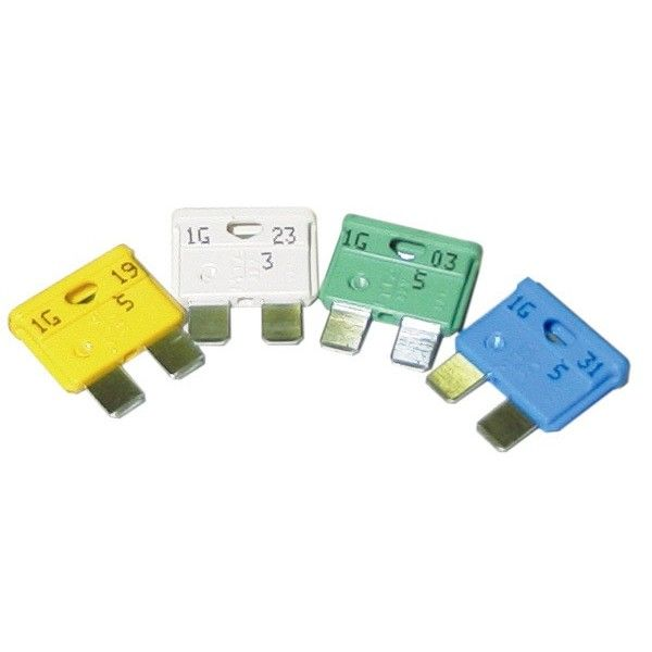 Fuses Standard Blade Assorted 3A5a10a15a25a