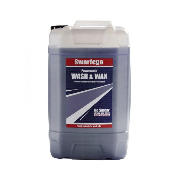 Powerwash Wash And Wax 25 Litres