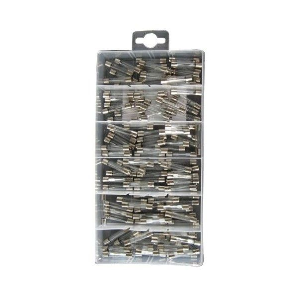 Fuses Assorted Glass Pack Of 120