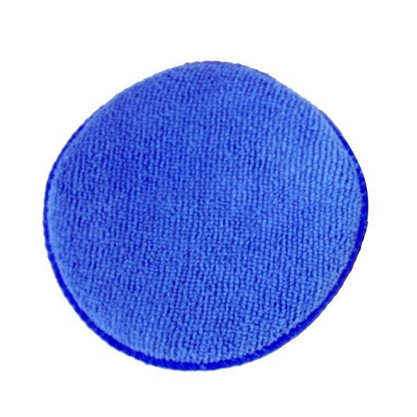 Microfibre Polish Applicator Pad Blue