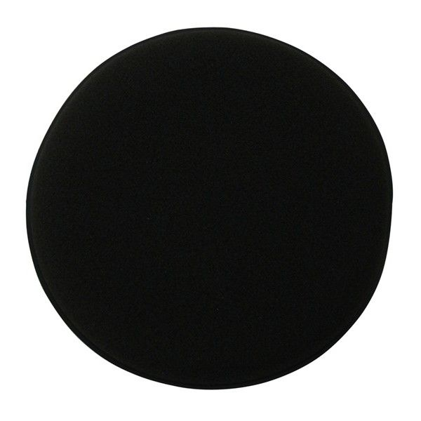Sponge Polish Applicator Pad Black