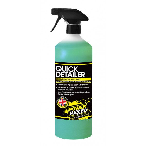 Power Maxed Quick Detailer 1Ltr Ready To Use