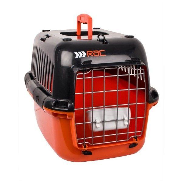 Plastic Pet Carrier Large