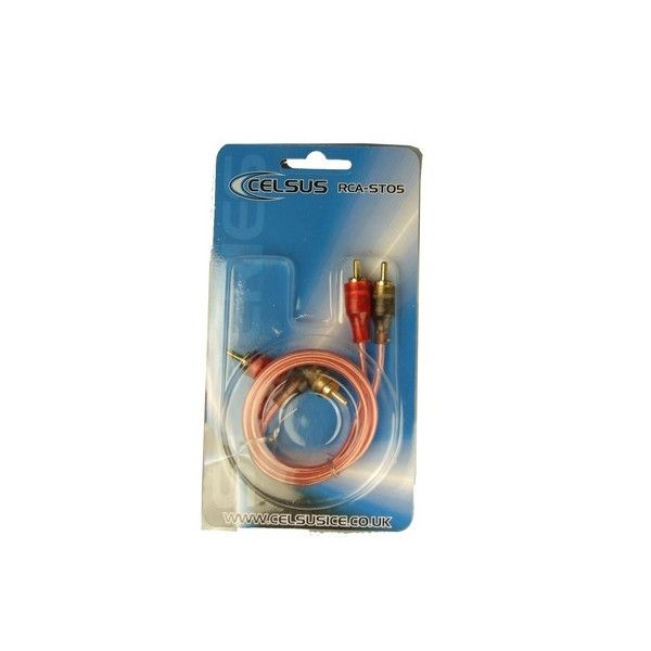Phono Cable Connect St 0.5M