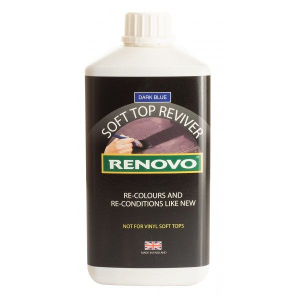 Soft Top Reviver Blue 1 Litre