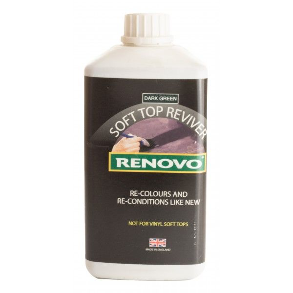 Soft Top Reviver Green 1 Litre