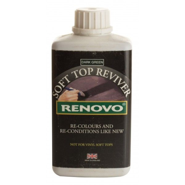 Soft Top Reviver Green 500Ml