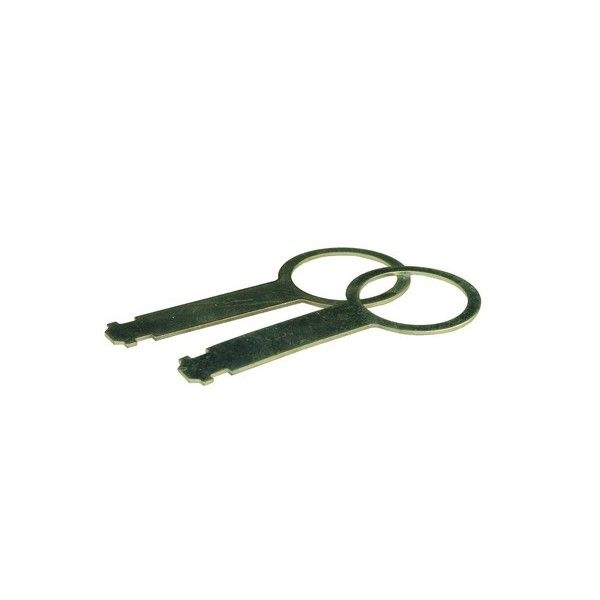 Stereo Release Key Vag Vertical Slot Pack Of 2