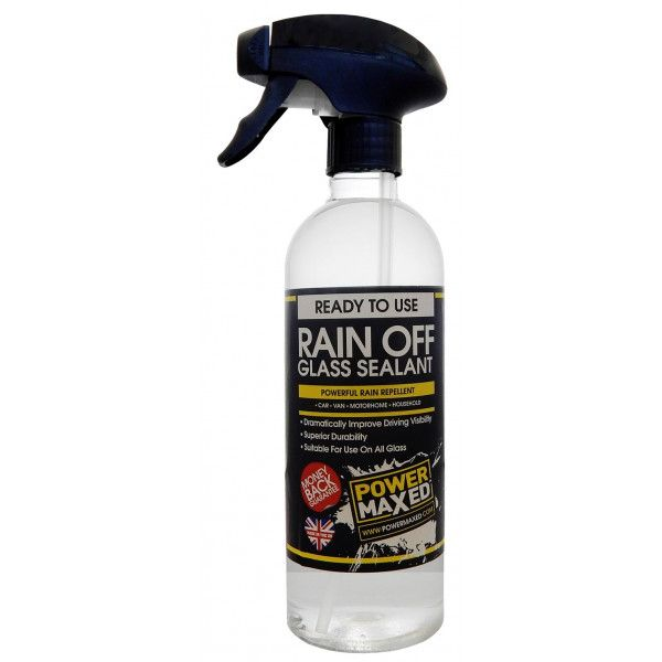 Power Maxed Rain Off Glass Sealant 500Ml