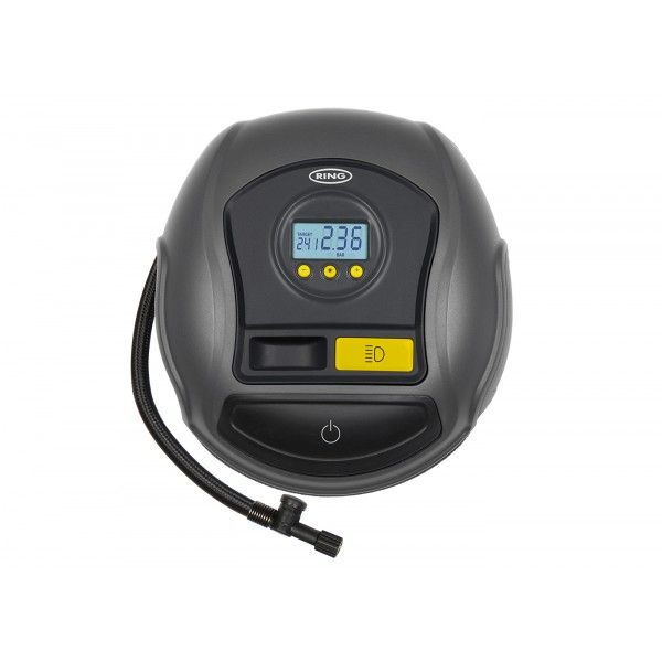 Digital Tyre Inflator With Autostop