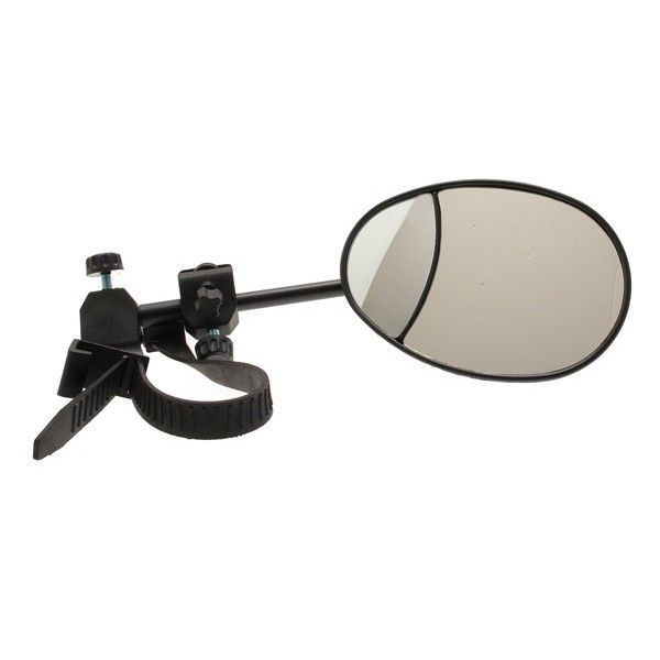 Towing Extension Mirror With Blindspot