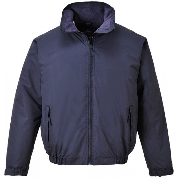 Moray Bomber Jacket Navy Small