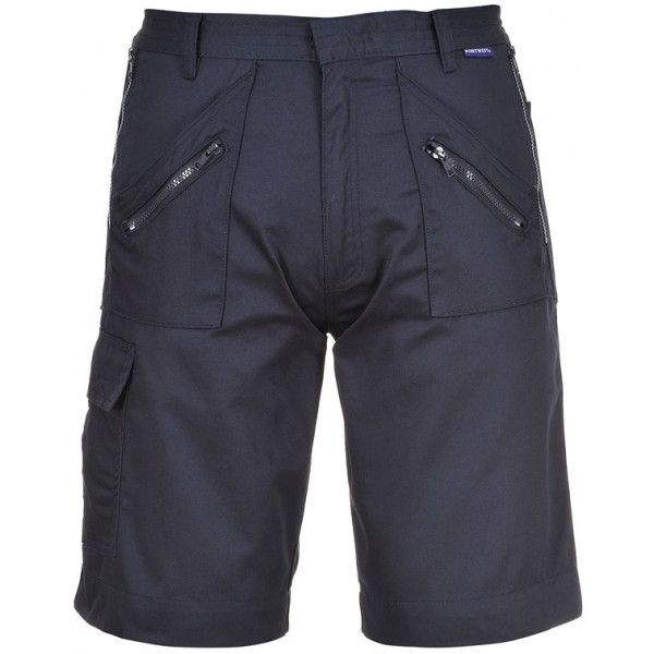 Action Shorts Navy Large