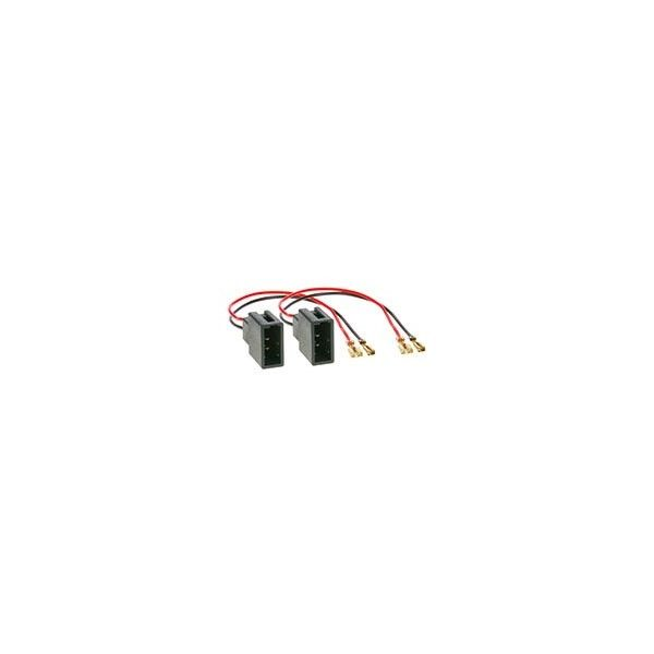 Speaker Adaptor Lead Citroen Peugeot Toyota 20052010