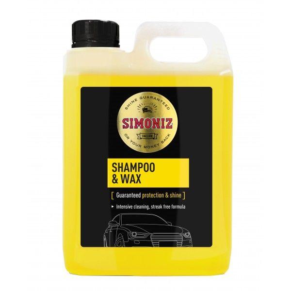 Shampoo Wax 2 Litre