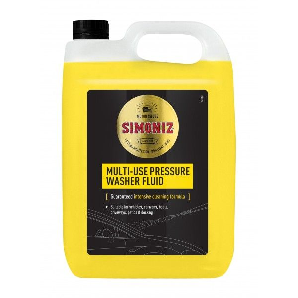 Multi Use Pressure Washer Fluid 5 Litre