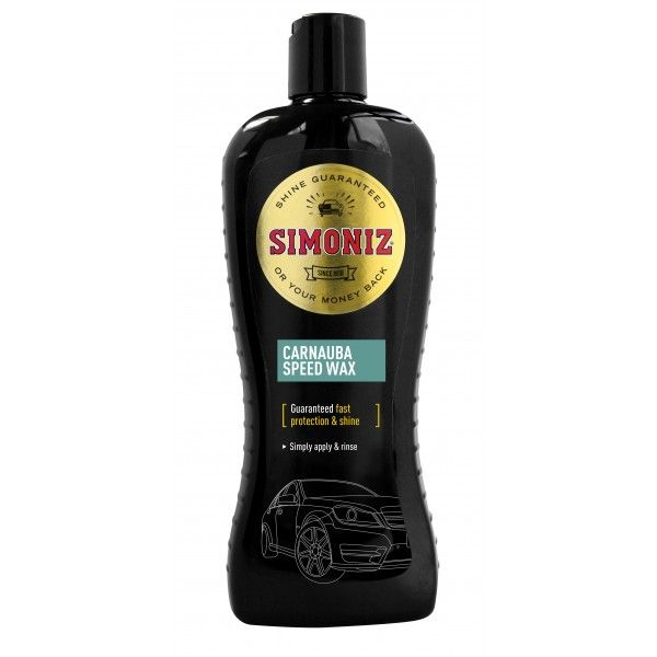 Carnauba Speed Wax 500Ml