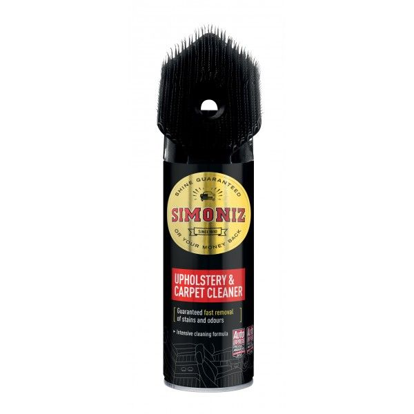 Upholstery Carpet Cleaner With Brush 400Ml