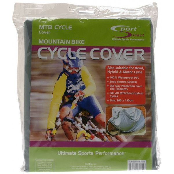 Heavyduty Cycle Cover 200 X 110Cm