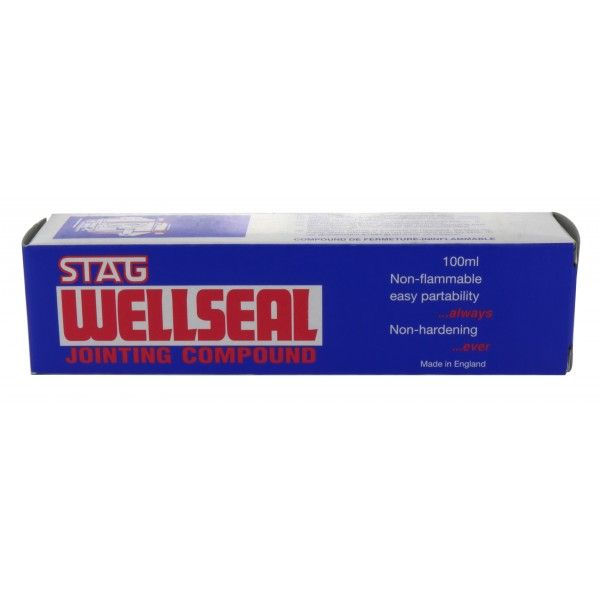 Wellseal Jointing Compound Tube 100Ml
