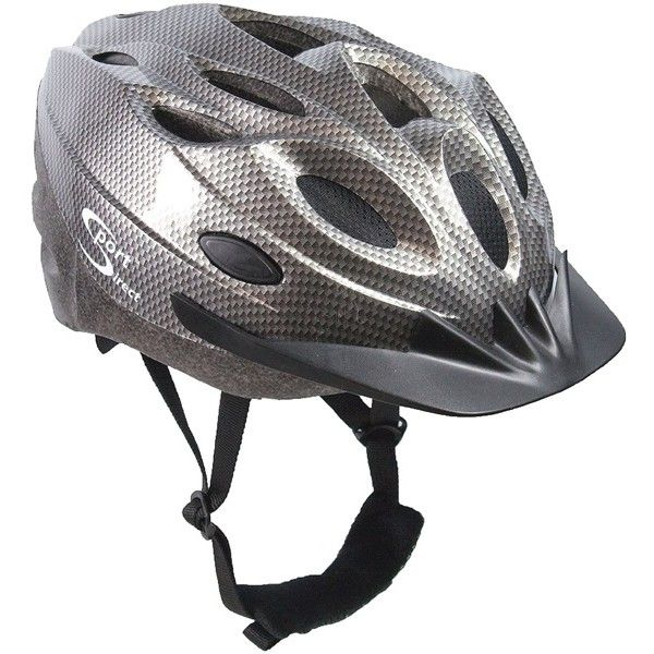 Vortex Adult Graphite Cycle Helmet 5861Cm