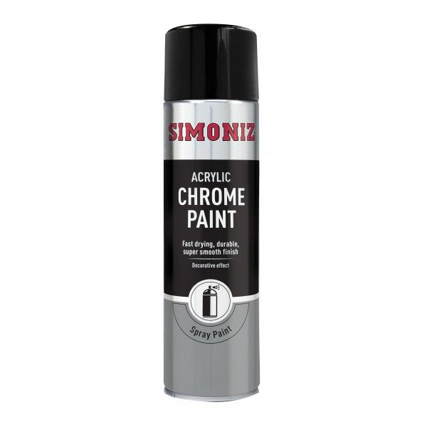 Chrome Paint 500Ml