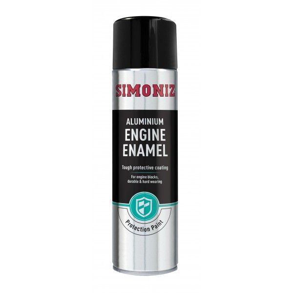 Aluminium Engine Enamel 500Ml