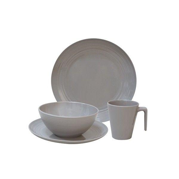 Seramika Latte Dining Set
