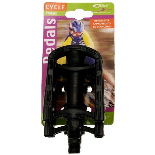 Junior Resin Cycle Pedals 916 Inch