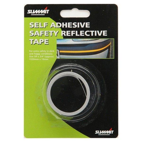 Tape Reflective White 175786