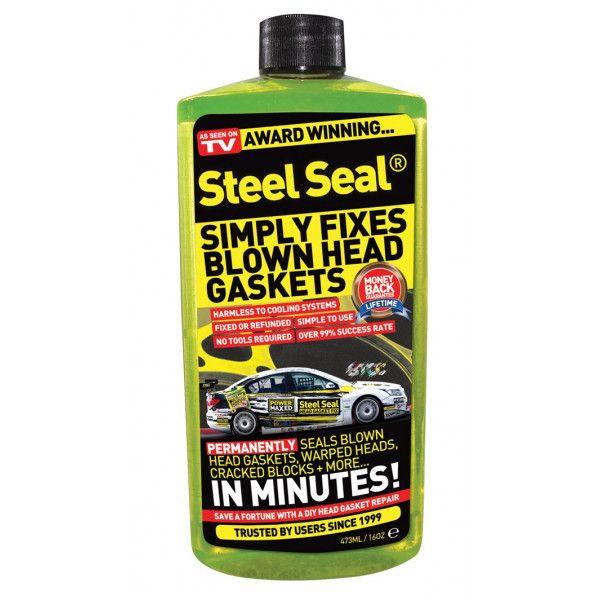 Steel Seal Head Gasket Repair 473Ml