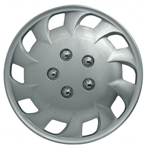 Wheel Trim Set Of 4 Mercury 15In.