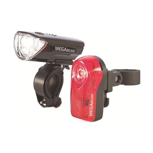 Megabeam Led Cycle Light Set