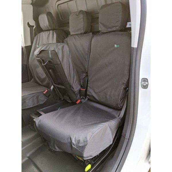 Double Passenger Seat Cover For Citroen Berlingo