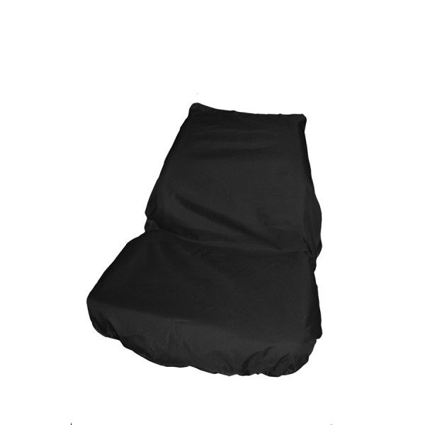 Tractor Seat Cover Standard Black