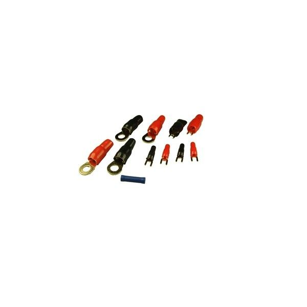 Terminal 8 Awg Assorted Pack Of 8