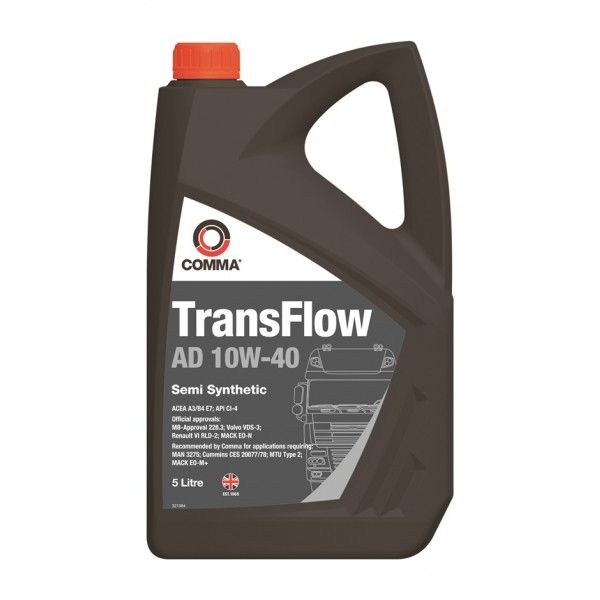 Transflow Ad 10W40 5 Litre