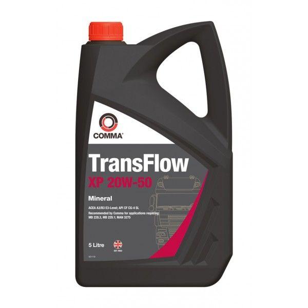 Transflow Xp 20W50 5 Litre