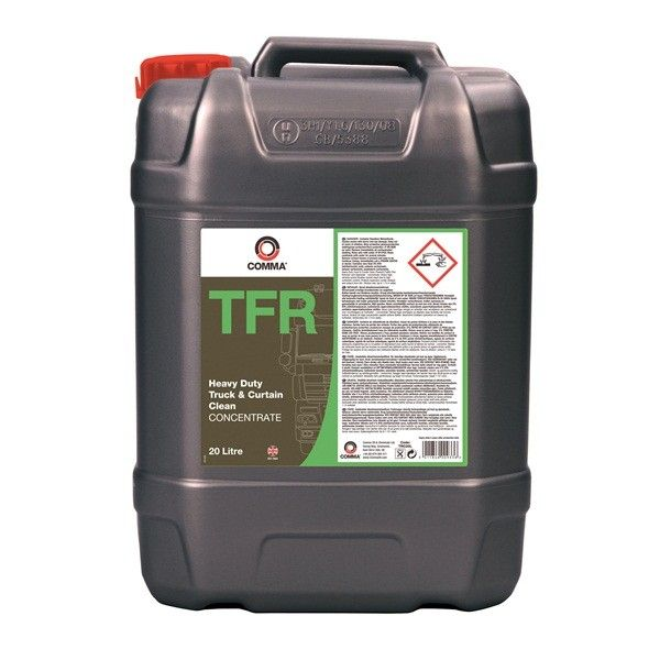 Truck Curtain Clean Tfr Concentrate 20 Litre